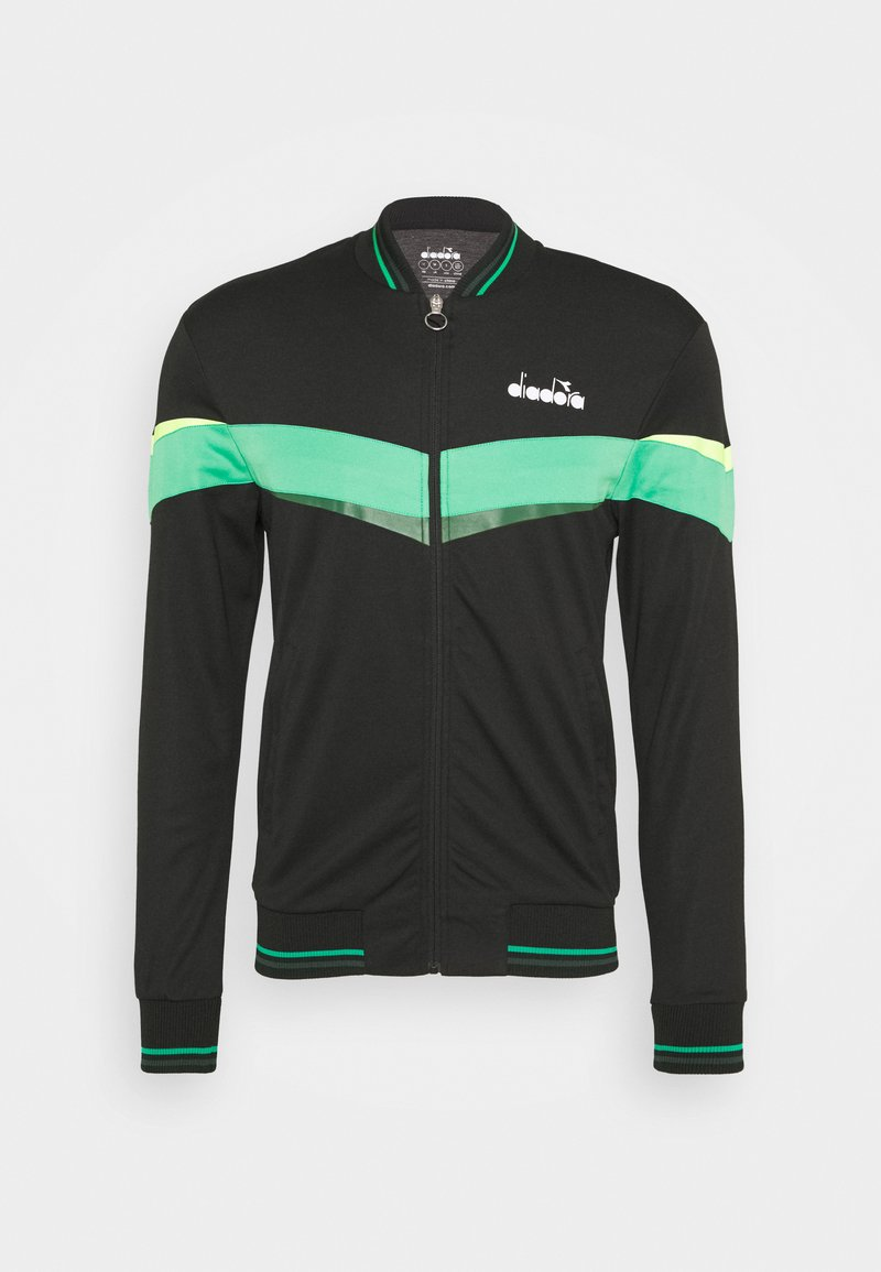Diadora - JACKET - Trainingsvest - black