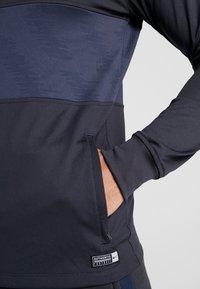 Nike Performance - PARIS ST GERMAIN DRY  - Klubbkläder - oil grey/obsidian/university red - 6