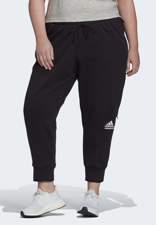 Official Site Women's Clothing adidas Performance Tracksuit bottoms black pBvZpBGEp