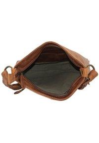 Harold's - Across body bag - brown - 4