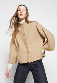 WEEKEND MaxMara - Summer jacket - kamel - 3
