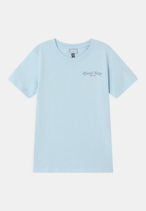 LICENSE - T-shirt print - frosty blue