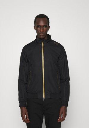 Summer jacket - black/gold-coloured