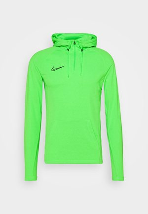 DRY ACADEMY HOODIE  - Sweat à capuche - green strike/black
