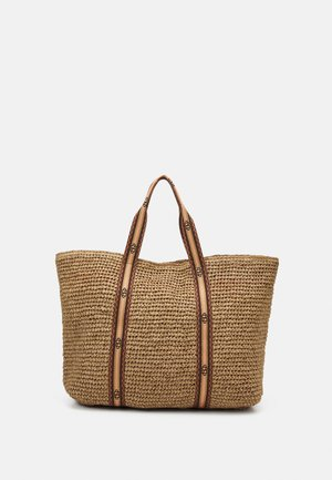 PAPEL BERTA BAG - Shoppingveske - nature