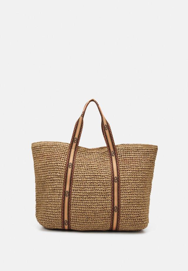 PAPEL BERTA BAG - Shopping bag - nature