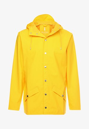 UNISEX JACKET - Regenjas - yellow