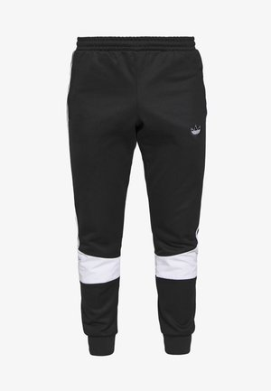 BANDRIX - Tracksuit bottoms - black