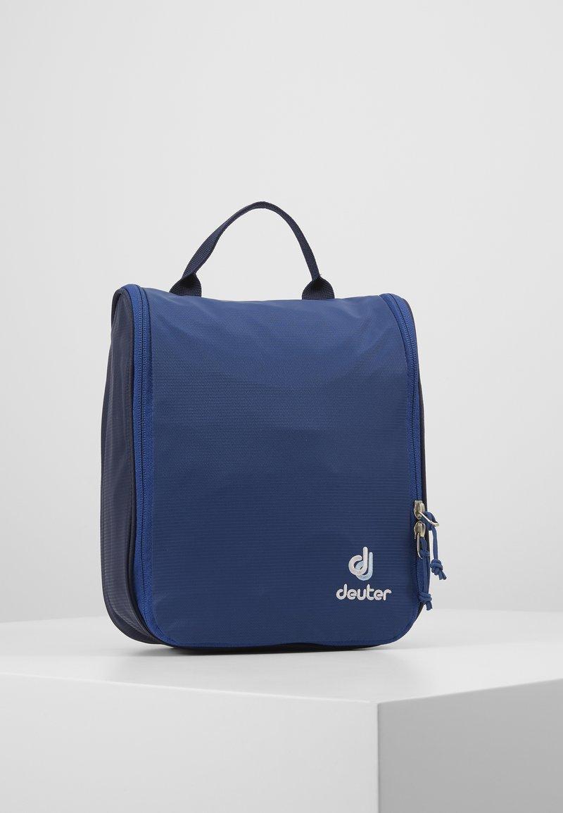 Deuter - WASH CENTER II - Wash bag - steel/navy