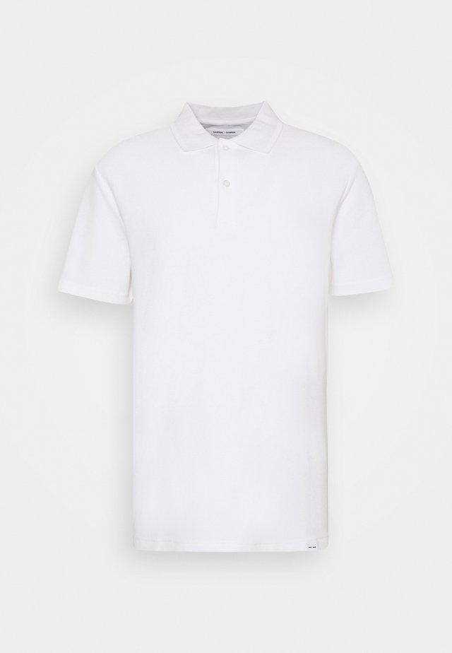 TARANTO - Poloshirt - white