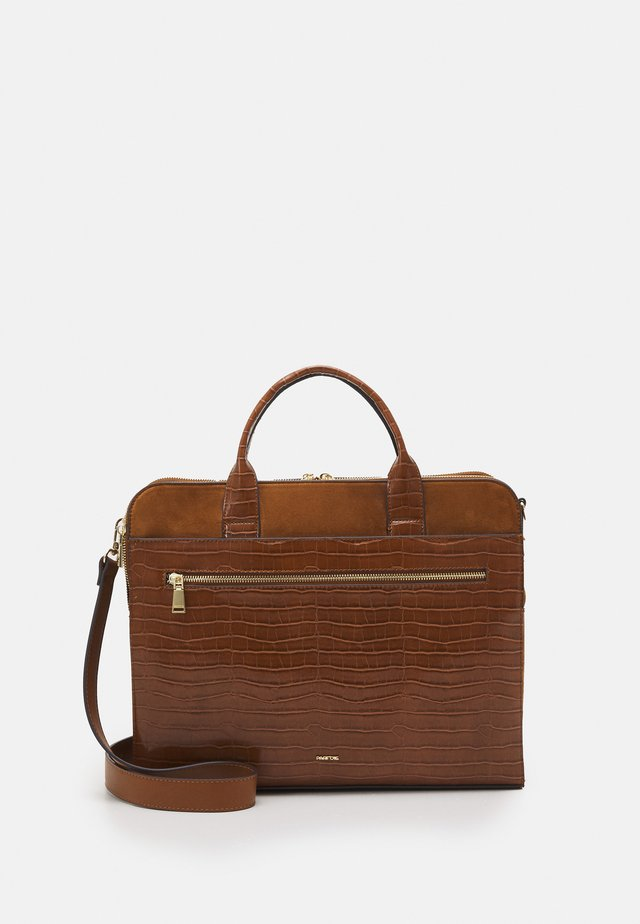 BRIEFCASE - Briefcase - camel