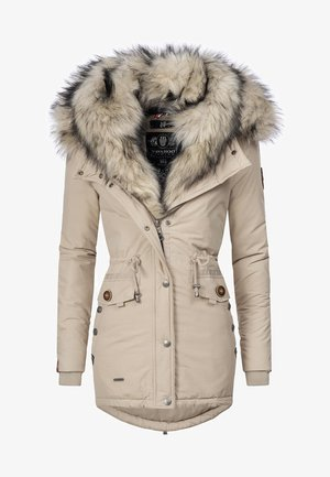 SWEETY - Winter coat - taupe