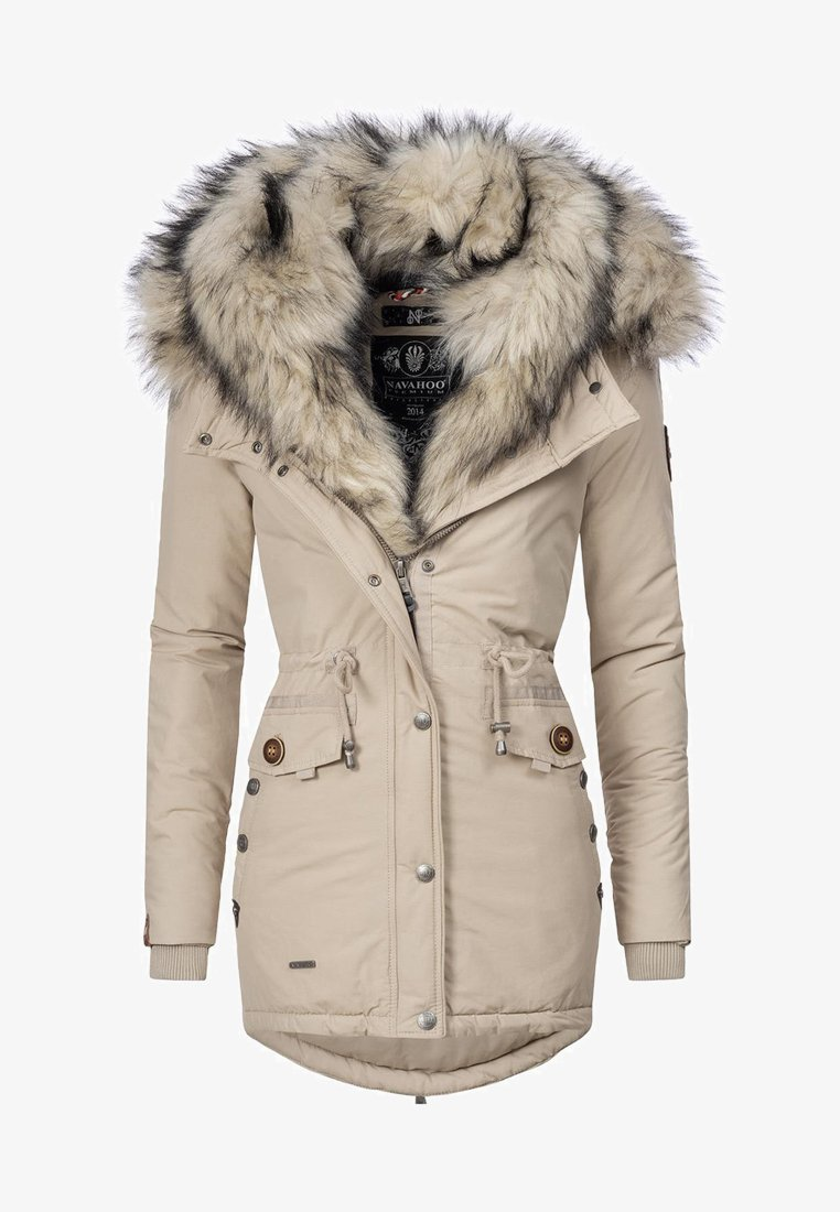 Navahoo - SWEETY - Winter coat - taupe