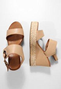 Inuovo - High heeled sandals - scissors scs - 2