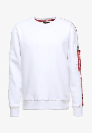 TAPEEXCLU - Sweatshirt - white