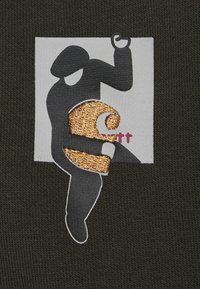 Carhartt WIP - HOODED TEEF - Sweatshirt - cypress - 2
