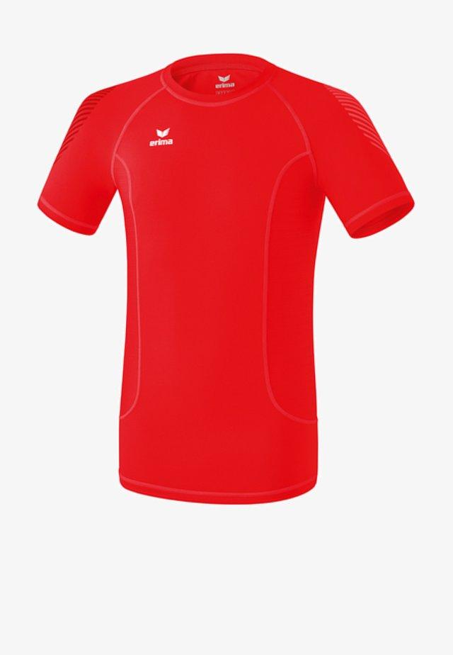 ELEMENTAL T-SHIRT KINDER - T-Shirt print - rot