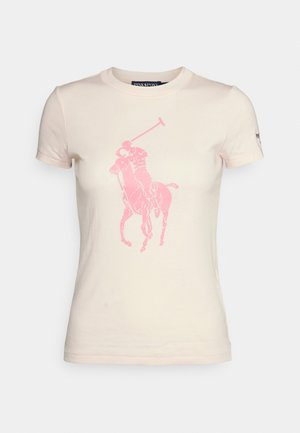 SHORT SLEEVE - T-shirts med print - love pink