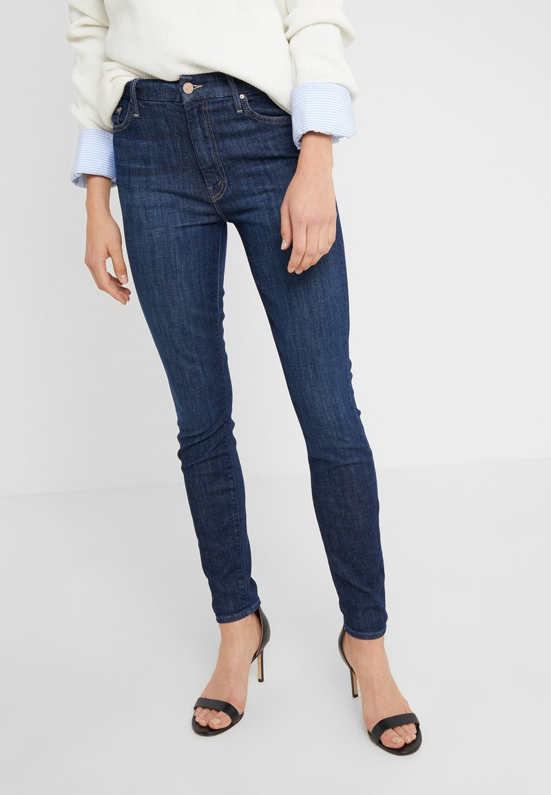 Mother - HIGH WAISTED LOOKER - Jeans Skinny Fit - clean sweep