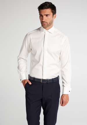 MODERN FIT - Formal shirt - beige
