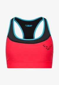 REACT BRA - Reggiseno sportivo con sostegno medio - fluo pink