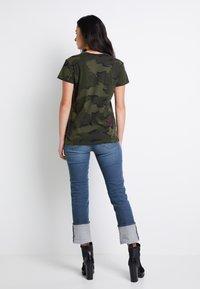 G-Star - T-shirt print - khaki - 3