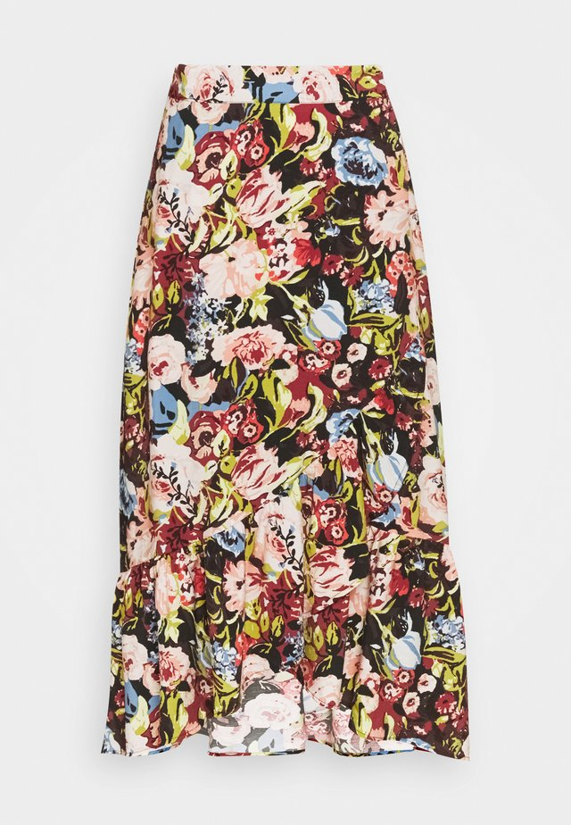 FERNANDA SKIRT - Spódnica trapezowa - multicolor