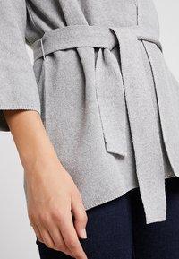KIOMI - Cardigan - light grey - 5