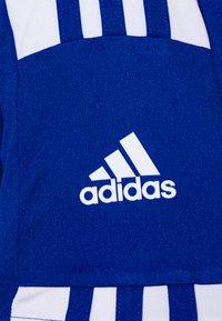 adidas Performance - SQUADRA 21 - T-shirts med print - royal blue/white - 6