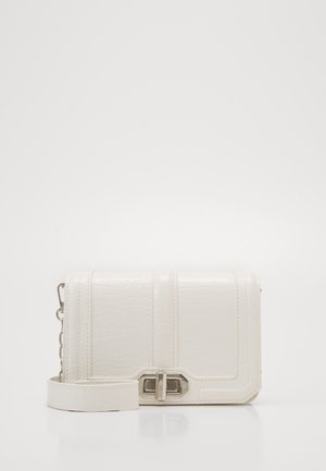 JENNI CROCO BAG - Olkalaukku - white