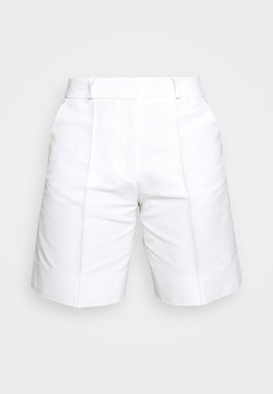 WIDE LEG - Shortsit - white