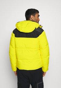 Icepeak - BRISTOL - Ski jacket - yellow - 2