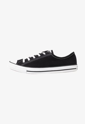 CHUCK TAYLOR ALL STAR DAINTY BASIC - Sneakers laag - black/white