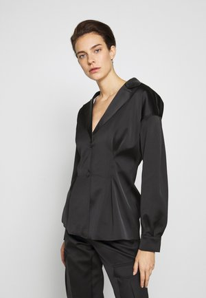 RIOT - Krótki płaszcz - black
