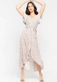 LolaLiza - Maxi dress - purple - 1