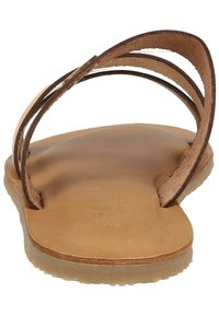 Scapa - SCAPA PANTOLETTEN - Mules - brown - 4