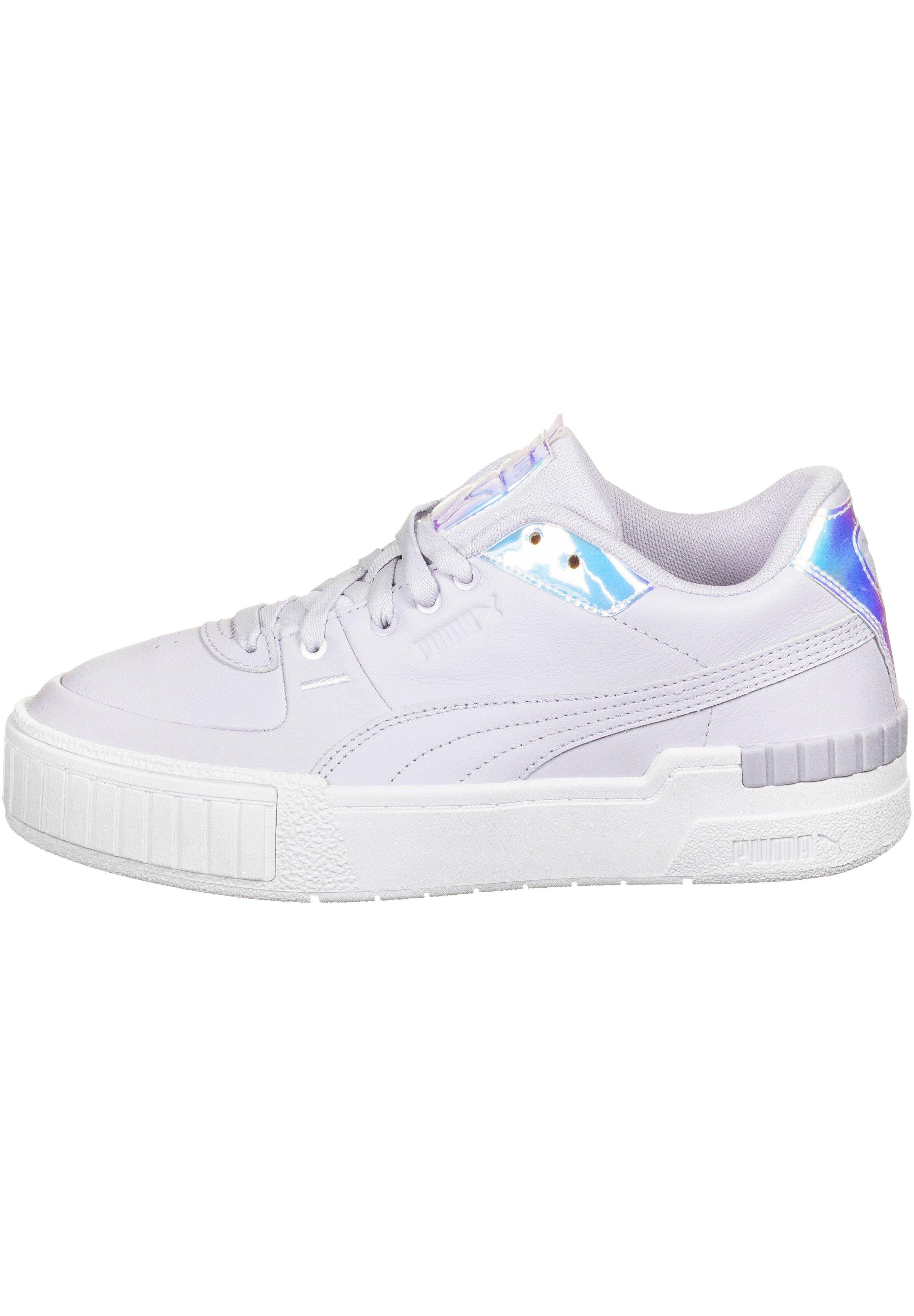puma femme chaussures cali sport glow