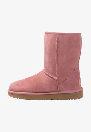CLASSIC SHORT - Stiefelette - pink dawn