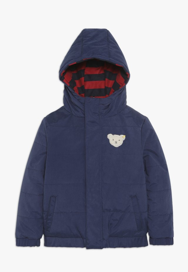 JACKET REVERSIBLE - Vinterjakke - dark red