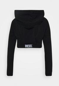 Diesel - UFLT-ANGHEL SHIRT - Sweatshirt - black - 1
