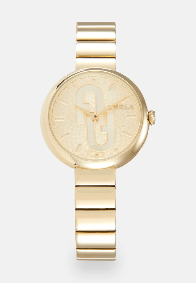 BUBBLE - Watch - gold-coloured