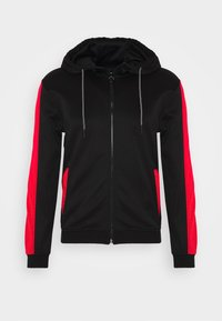 Guess - ALBERT TRUCK  - Zip-up hoodie - jet black - 5
