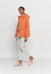 Columbia - SOUTH CANYON™ JACKET - Hardshell jacket - teak brown - 1