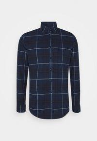 Seidensticker - Shirt - dark blue - 4