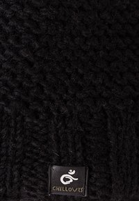 Chillouts - TEDDY HAT - Beanie - black - 5