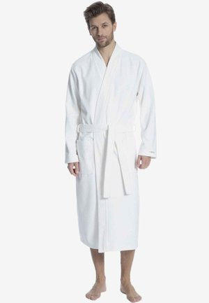Dressing gown - off-white