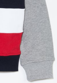 Tommy Hilfiger - GLOBAL STRIPE COLORBLOCK  - Sweater - grey - 2