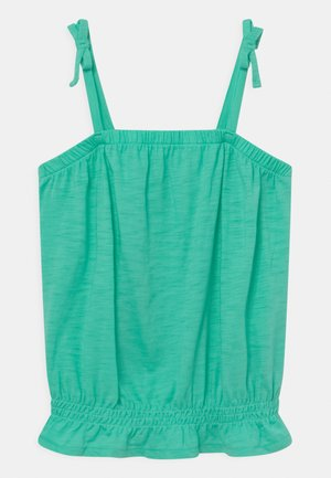 GIRL - Top - deco green