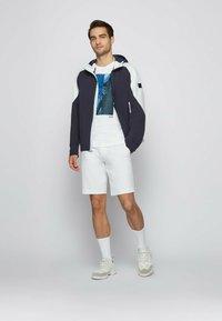 BOSS - Training jacket - dark blue - 1