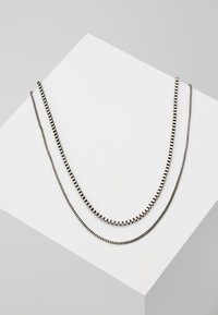 Icon Brand - STRUTT NECKLACE - Necklace - silver-coloured - 0
